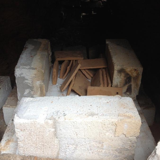 unpacking the willow kiln