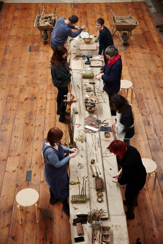 Making Ground at Fabrica Gallery, Brighton February 2017